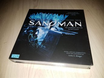The Annotated Sandman Vol 4 - Umeå - The Annotated Sandman Vol 4 - Umeå