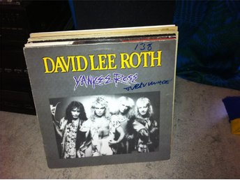 David Lee Roth - Yankee Rose (maxisingel)