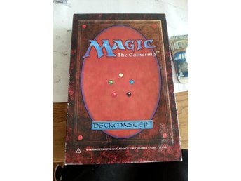 Magic the Gathering, MTG box