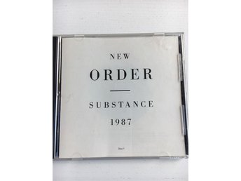 NEW ORDER - Substance 1987, Disc One