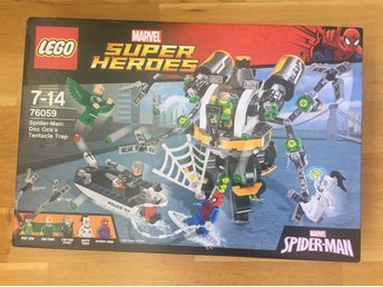 Lego MARVEL Super Heroes SIDER-MAN