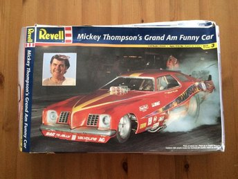 Revell 1/16 Mickey Thompsons Grand Am Funny Car