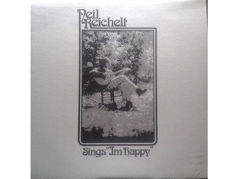 "Neil Reichelt title* Sings ""I'm Happy"" * Folk, World, & Country LP US"