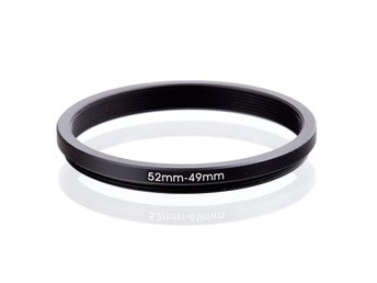 Step Down Ring 52-49mm
