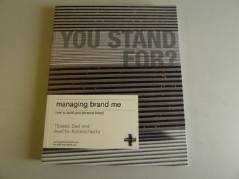 managing brand me - how to build your personal brand