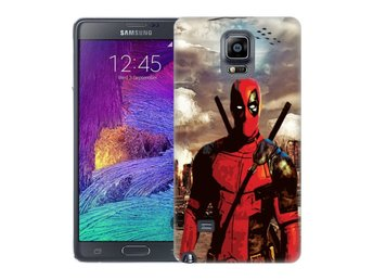 Samsung Galaxy Note 4 Skal Deadpool