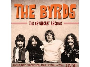 Byrds: Broadcast archive 1968-91 (3 CD)