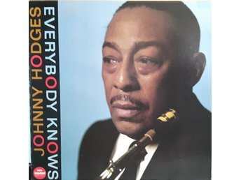 LP – JOHNNY HODGES – IMPULSE