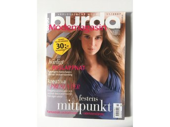 Burda Modemagasin nr 11 2007