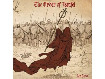 The Order Of Israfel ‎–Red Robes DLP with DVD Swedish doom m