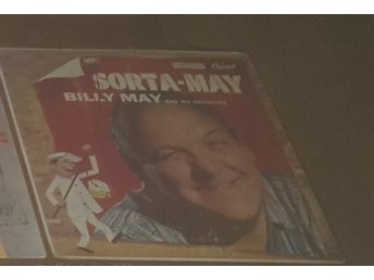 Billy May and his orchestra - Sorta may    LP
