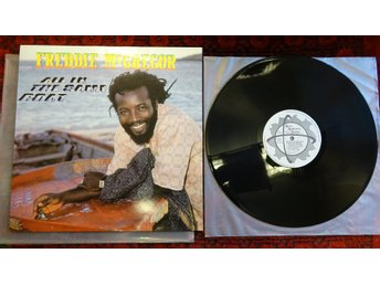 Freddie Mc Gregor. All in the same boat. 1986 Ras Records, RAS 3014. Reggae