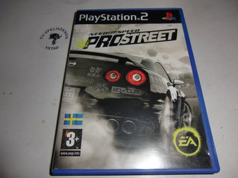 Need for speed Prostreet  SVENSKT