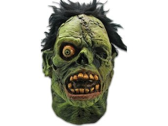 Zombie Undead Shock Monster Halloween Latex Mask Trick or Treat Studios