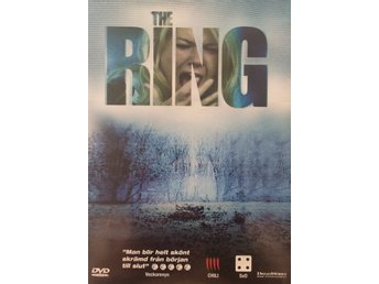 2st DVD SKRÄCK-The Ring+Tales Of Terror (Ex Rental)