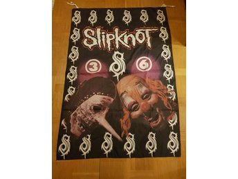 Slipknot (Flagga) 137X95