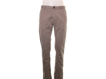 Tiger of Sweden, Chinos, Strl: 50, Beige, Bomull