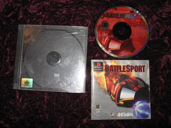 BATTLE SPORT PLAYSTATION ONE