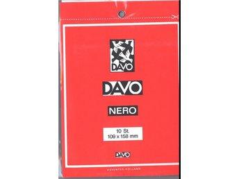 Klämfix Davo Nero svart 109x158 - Växjö - Klämfix Davo Nero svart 109x158 - Växjö