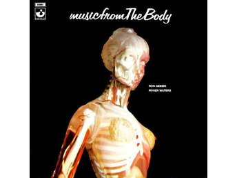 Ron Geesin &  Roger Waters LP Music From The Body