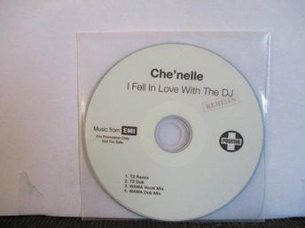 CHE'NELLE - I FELL IN LOVE WITH THE DJ