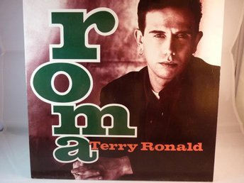 TERRY RONALD - ROMA  (LP / VINYL)