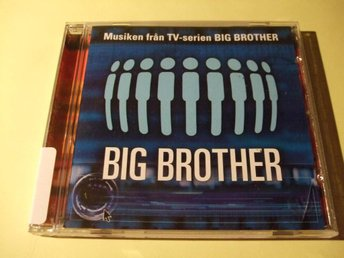 Big Brother - Musiken Från TV-Serien - 2000 - CD - Odensbacken - Big Brother - Musiken Från TV-Serien - 2000 - CD - Odensbacken