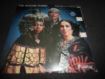 Ritchie Family - Arabian nights - LP - 1976