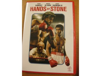 HANDS OF STONE - ROBERT DE NIRO, EDGAR RAMIREZ - DVD 2017