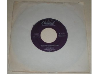 Sonny James 45a You´re the reason i´m in love 1956