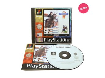 Mary Kings Riding Star (PS1)