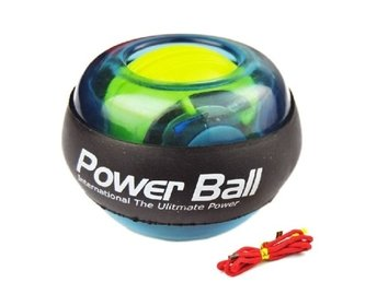 Magical Wristball med LED ljus