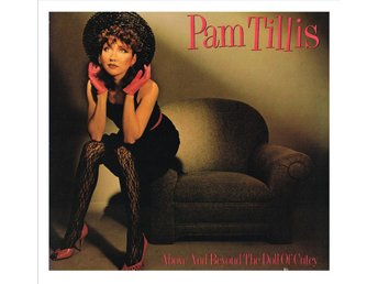 "PAM TILLIS - Above And Beyond The Doll Of Cutey - LP ""cut out""(1983)"