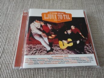 LJUVA 70-TAL -- LET THE GOOD TIMES ROLL (2 CD)