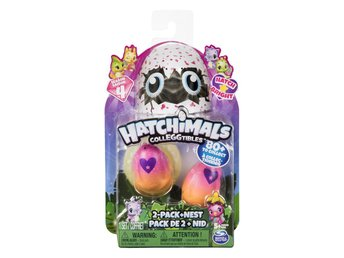 Hatchimals 2-pack med bo Säsong 4