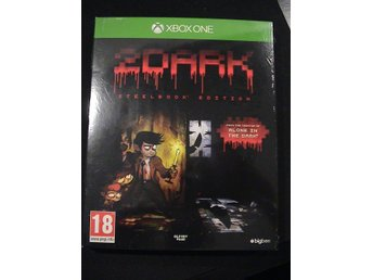 2DARK STEELBOOK EDITION / XBOX ONE / NYTT & INPLASTAT