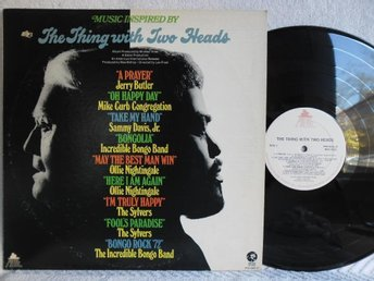 VARIOUS - THE THING WITH TWO HEADS - PRD-006 ST