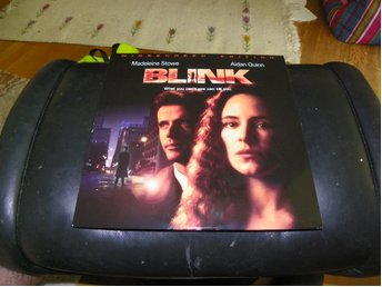 Blink - Widescreen edition - 1st Laserdisc