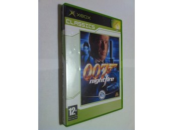 Xbox: James Bond 007: Nightfire