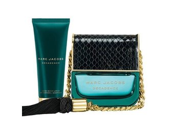 Marc jacobs decadence parfym +lotion