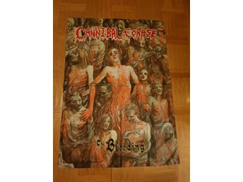 Cannibal Corpse (Flagga) 106X75