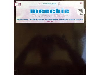"Meechie – You bring me joy (MCA 12"" promo)"
