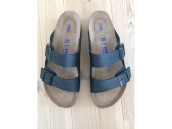 huge selection of ed07a 44870 Birkenstock svarta sandaler strl. 42 nya