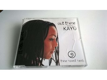 Out There Featuring Kayo, These Honest Hands, CD, Single