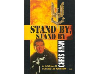 Chris Ryan: Stand by, stand by.