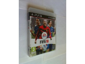 PS3: EA Sports - FIFA 10 (2010) - Svensksåld