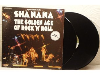 SHANANA - THE GOLDEN AGE OF ROCK 'N' ROLL