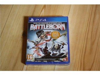 BATTLEBORN PS4 NYTT - Uddevalla - BATTLEBORN PS4 NYTT - Uddevalla