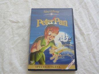 Peter Pan-Förstautgåva- -UTGÅTT- - Helsingborg - Peter Pan-Förstautgåva- -UTGÅTT- - Helsingborg