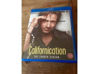 Californication Säsong 4 Blu-Ray svensk text